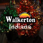 Christmas Tree Lighting @ Urey Park | Walkerton | Indiana | United States